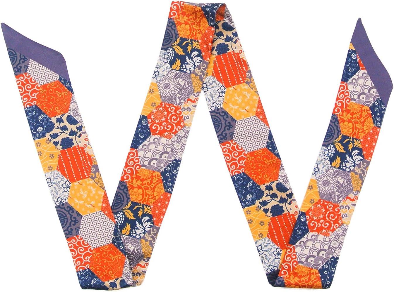Pañuelo de 47 pulgadas para mujer, pañuelos, bufanda, cinturón ...