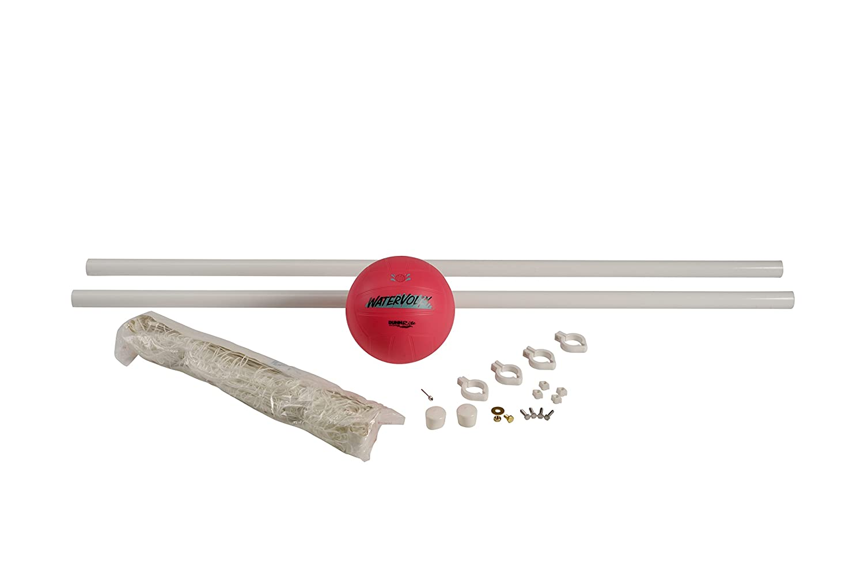 B000PK4SKS Dunn Rite Pro Volly Retrofit Pool Volleyball Kit 71GPeVnO2BYL._SL1500_