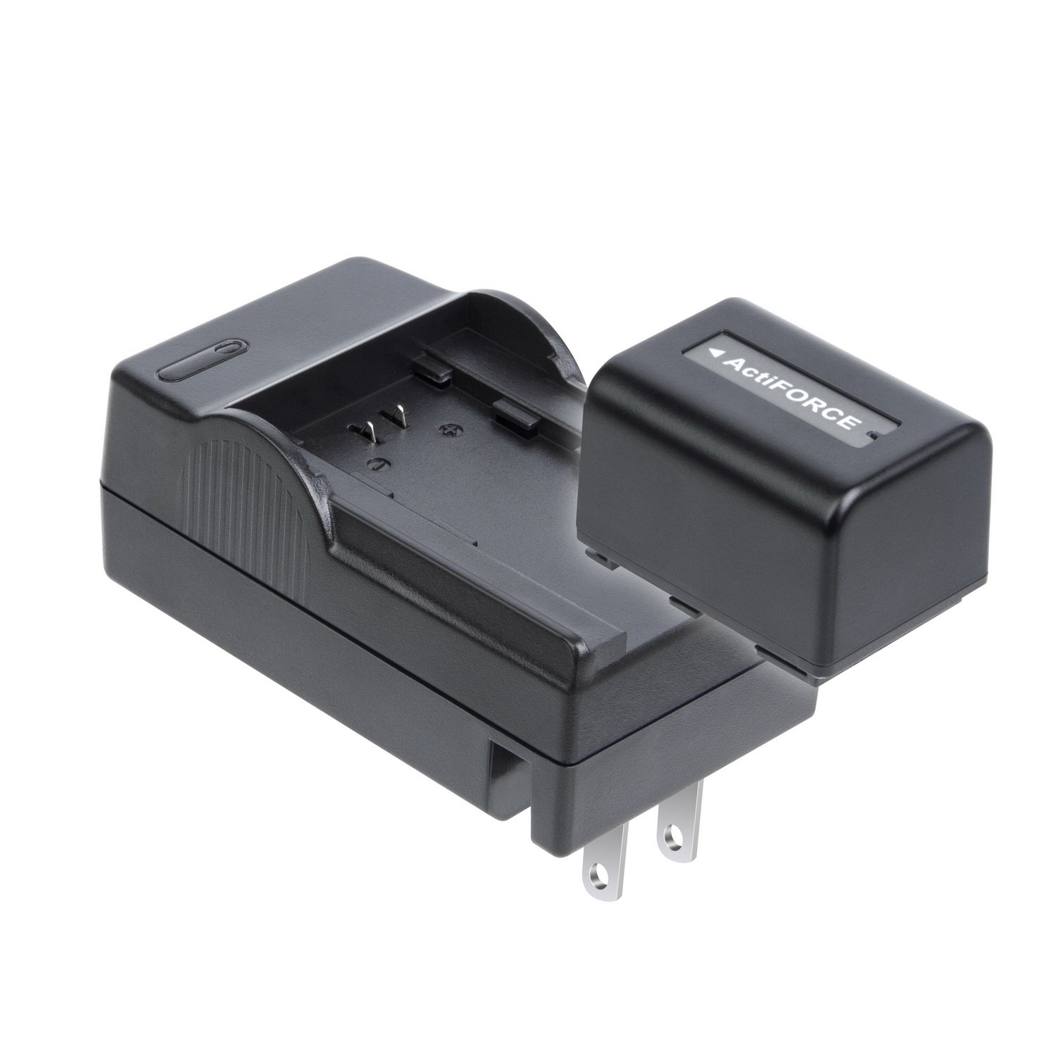 Video Digital Camera Travel Charger and 3.7V 2500mAh NP-FV5 Plus Li-ion Rechargeable Battery(NP-FV5 Plus Charger)