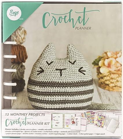 Boye 12 Month Planner Crochet