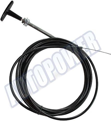 Dorman 3336 Cable Lock Assortment 6 Piece Renewed