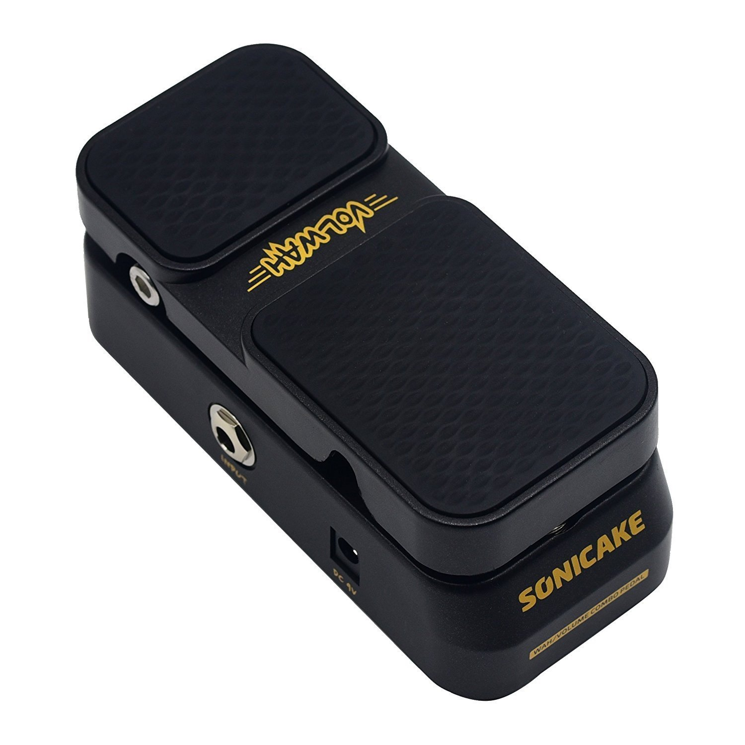 Sonicake Volwah Active Volume Wah Guitar Effects Pedal