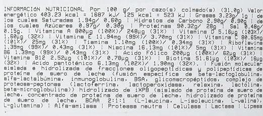 Xcore 100% Hydro Whey Protein Isolate SS Powder-Polvo de proteína de sésamo de piña, 900 gr: Amazon.es: Salud y cuidado personal
