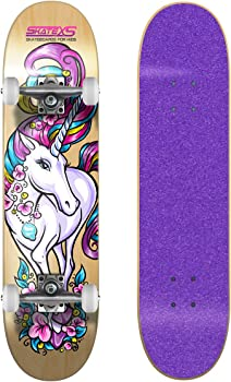 SkateXS Beginner Unicorn Skateboard