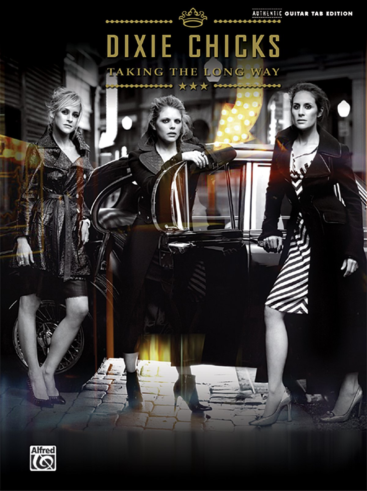 Dixie Chicks -- Taking the Long Way: Authentic Guitar TAB pdf