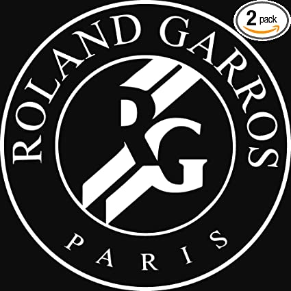 Amazon Com Angdest Rola Garros White Set Of 2 Premium