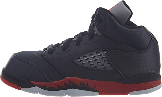 Jordan 5 Retro Satin Bred Little Kids