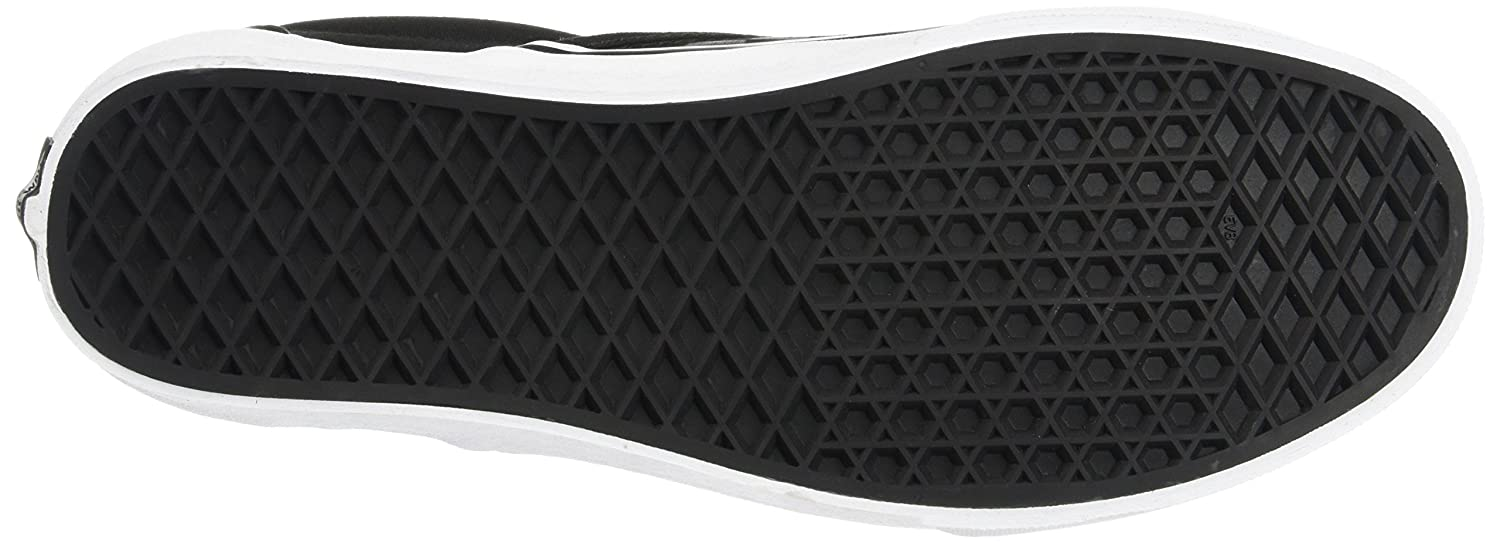 Vans Unisex Classic (Checkerboard) Slip-On Skate Shoe B001CW7ZXU 14.5 B(M) D(M) US Women / 13 D(M) B(M) US Men|Checkboard Black Black 141200
