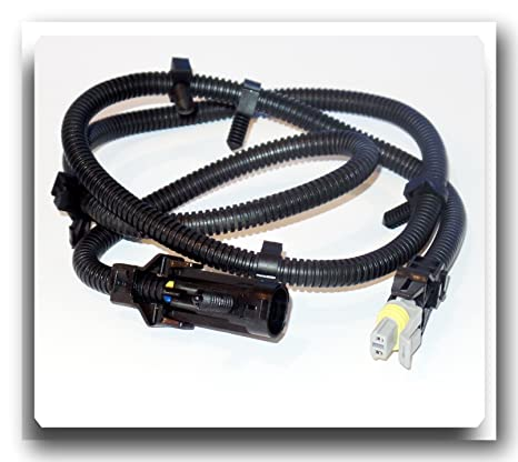 amazon com: 15353894 abs wheel speed sensor wire harness - front left fits:  chevrolet venture 2001-2005 oldsmobile silhouette 2001-2004 pontiac montana