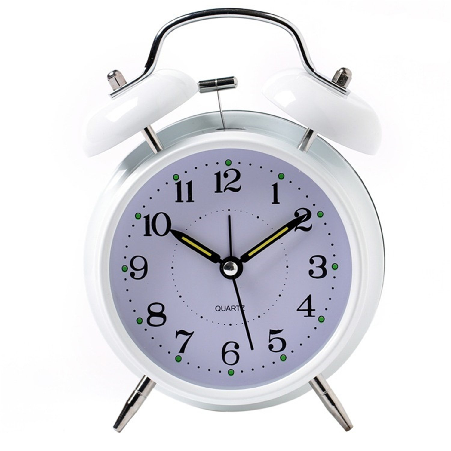 Twin Bell Alarm Clock 4
