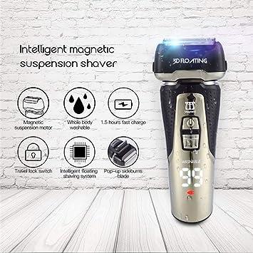 Máquina de afeitar eléctrica Máquina de afeitar recíproca Cuchilla ...
