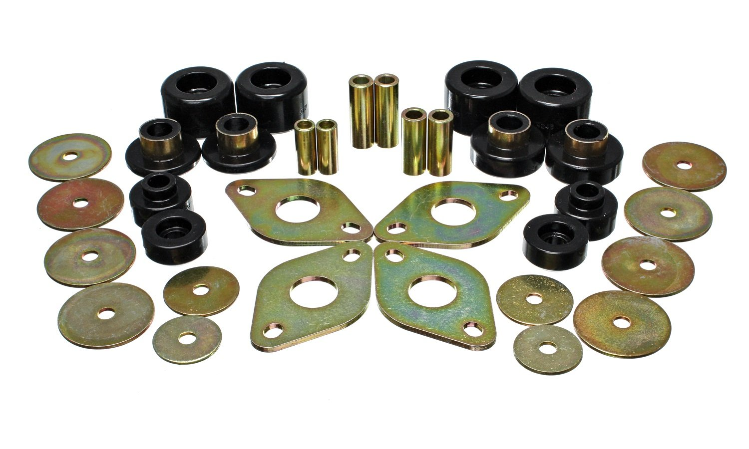 Energy Suspension 8.4107G Toyo Body Mount Set