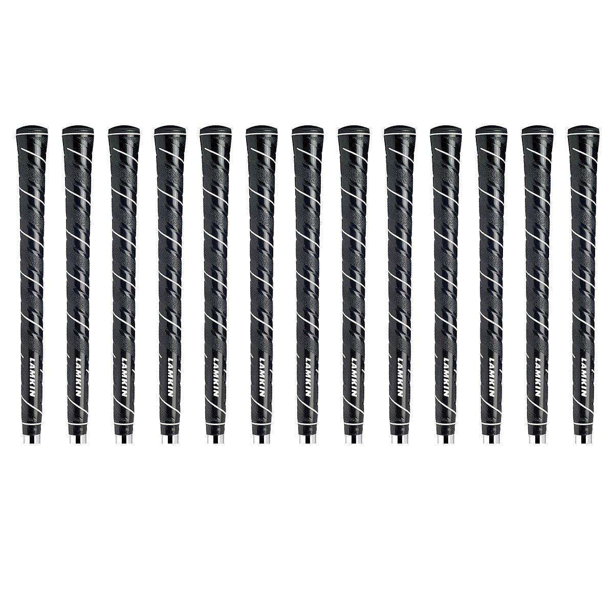 Lamkin wrap-tech Midsize ( + 1 / 16インチ) 0.580 13 Pieceゴルフグリップバンドル( B01C7FOOFC