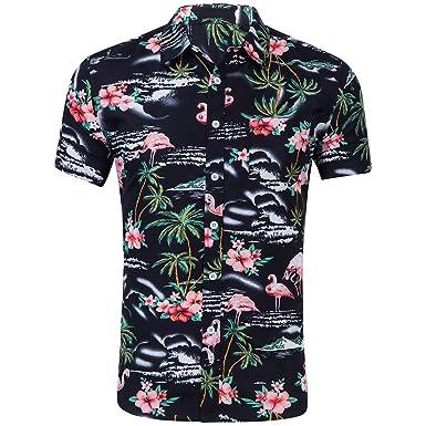 Fleur Chemise Homme Hawai Chemise A A PZuwiOkXT