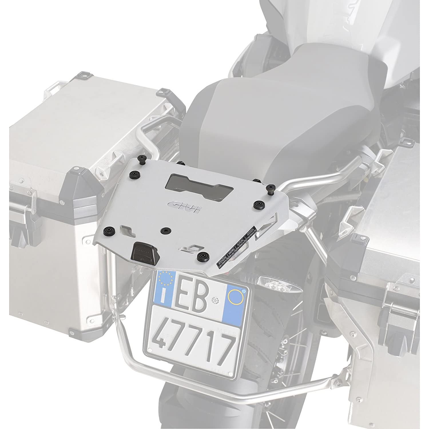 Givi SRA5112 Top-Case Carrier Monokey GIVI Deutschland GmbH