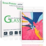amFilm Screen Protector for iPad Air 3 (2019) and iPad Pro 10.5 Inch (2017), Case Friendly Tempered Glass Screen Protector (2 Pack)
