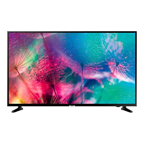 Samsung UE55NU7026 Smart TV 4K UHD LED 1300 PQI Screen Mirroring PurColor Mando Smart Diseño Slim Dolby Digital Plus Compatible con App SmartThings de Móvil Universal Guide WiFi 55 Negro