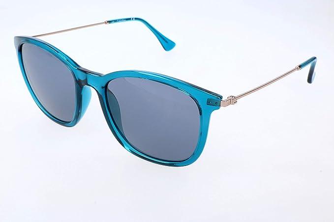 Calvin Klein Ok Gafas de sol, Azul (Blue), 53.0 para Hombre ...