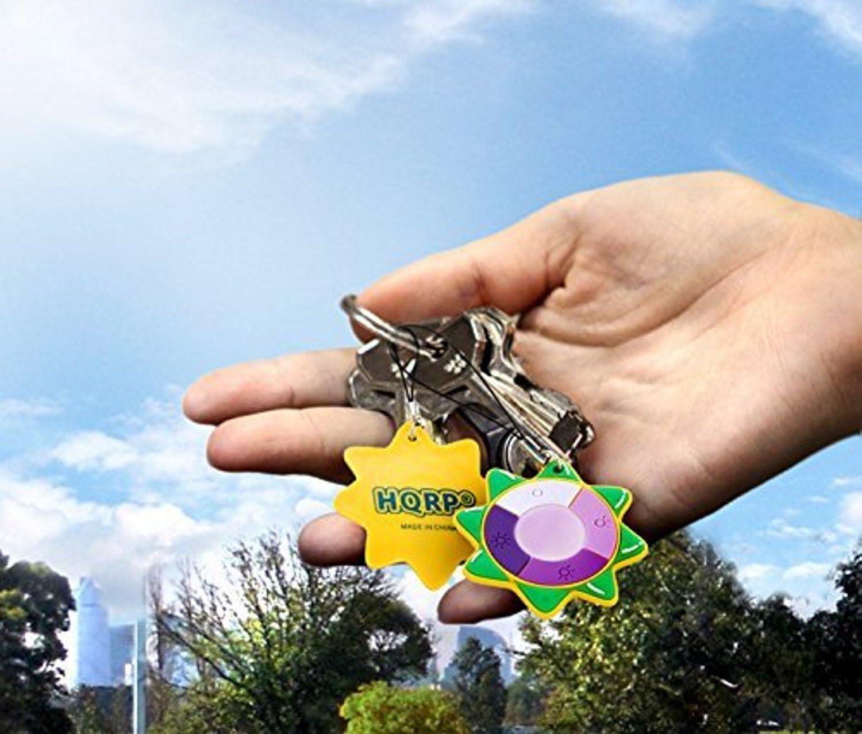 HQRP 2-Pack Flip Keys Fob Keyless Entry Remote Replacement for KIA Sorento Soul Optima Carens Sportage 2013 2014 2015 2016 plus HQRP Sun Meter