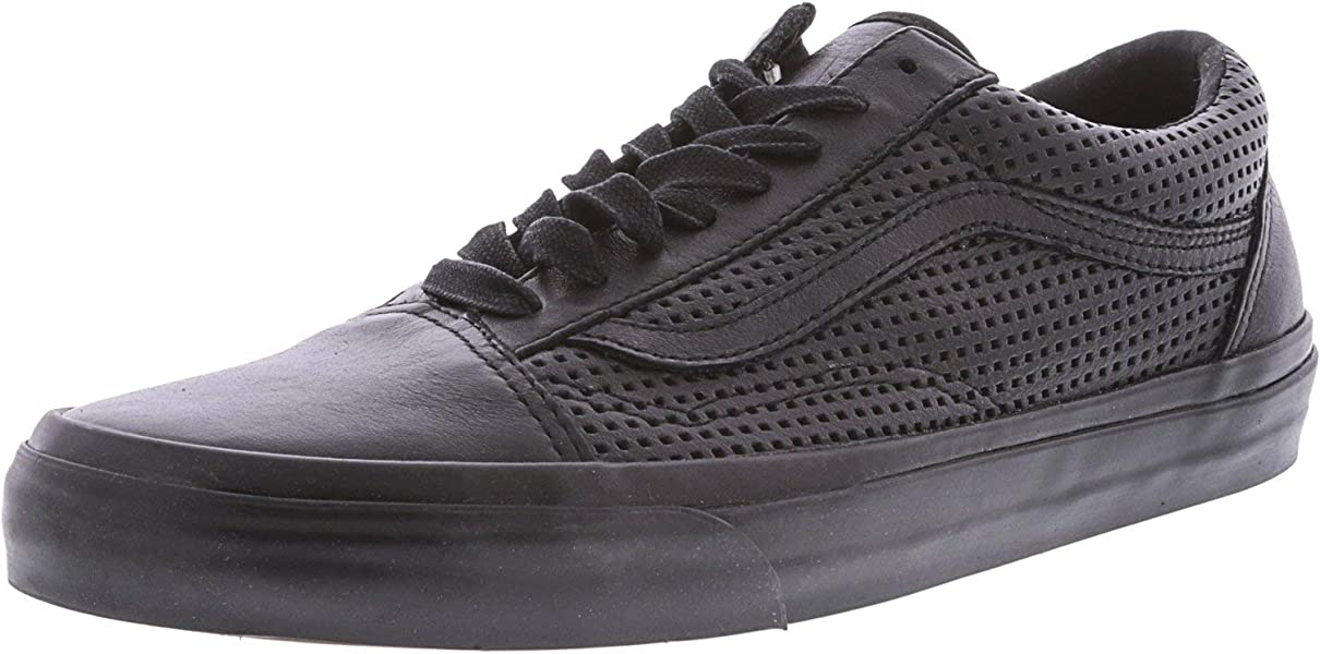 Vans Womens Old Skool DX Sneaker Black Black Size 6.5 M US Women   5 6b6ebc24e