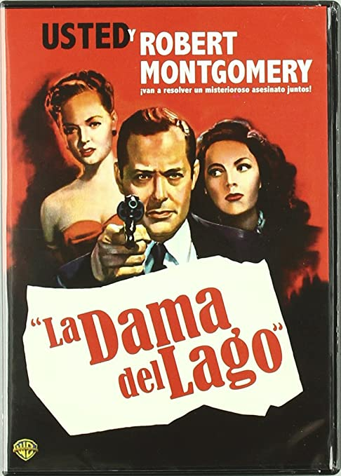 La Dama Del Lago [DVD]: Amazon.es: Robert Montgomery, Tom Tully ...