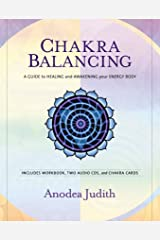 Chakra Balancing: A Guide to Healing and Awakening Your Energy Body Spiral-bound