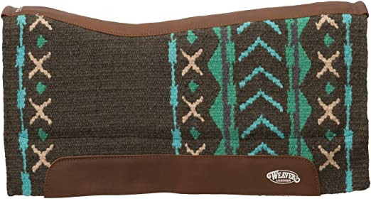 what is the best saddle pad for barrel racing - Weaver-Leather