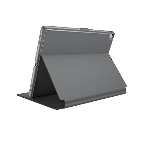 finest selection 890f8 e35b5 Speck Products BalanceFolio Case and Stand for (2017) iPad 9.7-Inch ,  9.7-Inch iPad Pro, iPad Air 2/Air , 90914-5999, Stormy Grey/Charcoal Grey