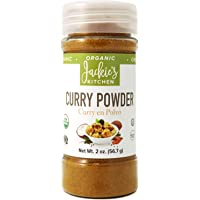 Jackie's Kitchen Curry 粉,2 盎司(8 件装)