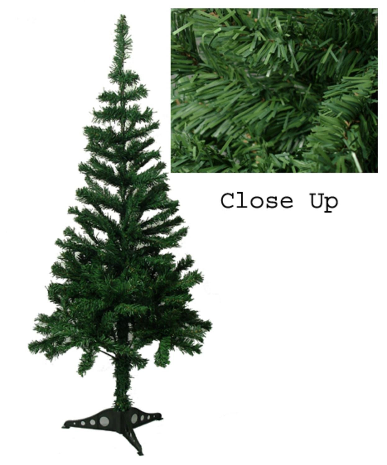 Amazon.com: 4' Charlie Pine Artificial Christmas Tree - Unlit ...