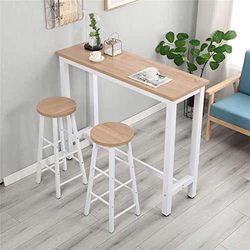 Henf 3-Piece Pub Table Set