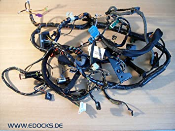 wiring harness cable dashboard dash board rhd vectra c signum automatic opel