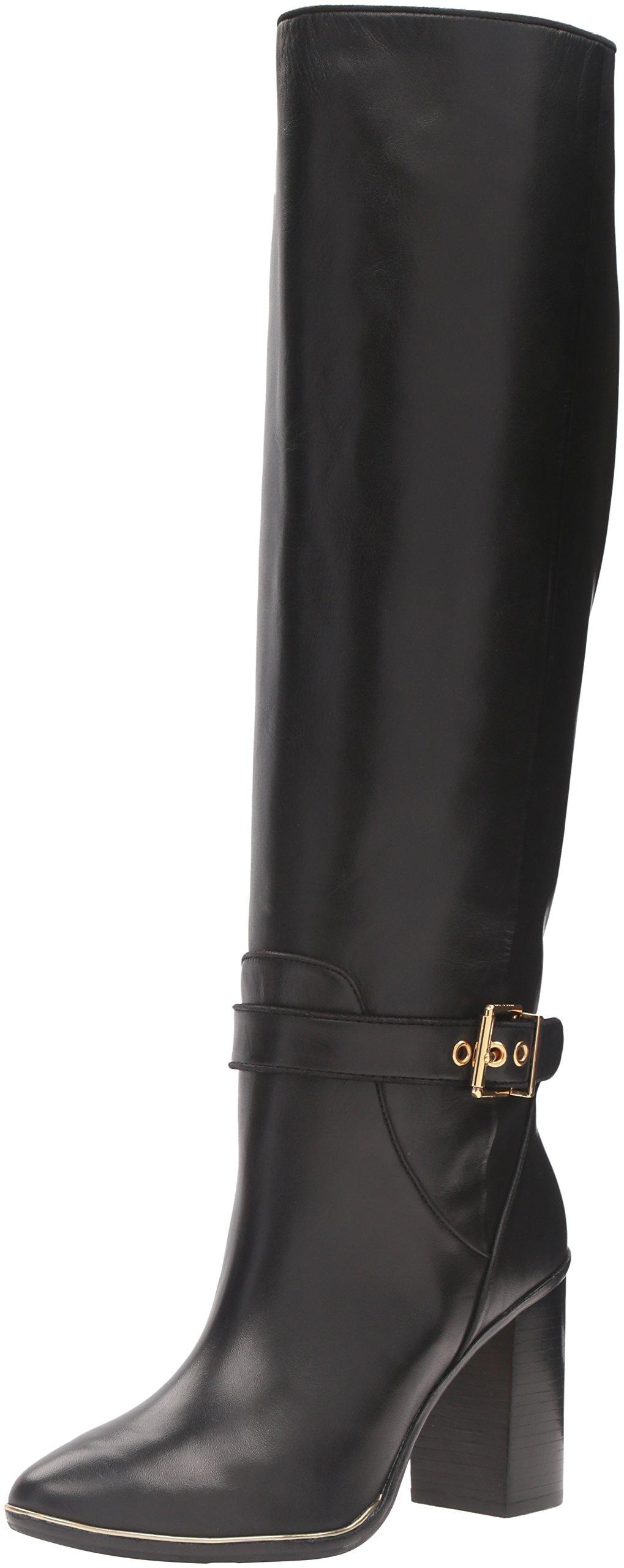 Ted Baker Women's Niida Winter Boot, Black, 7.5 M US