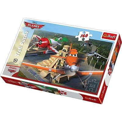 Trefl 15239 - Puzzle Classique - Planes - 160 Pièces