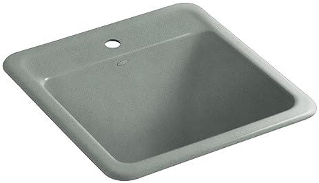 kohler k66551ft park falls selfrimming sink with one
