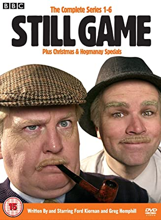 Still Game: The Complete Series 1-6 Plus Christmas and Hogmanay Specials