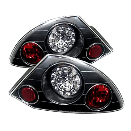 Spyder Auto Mitsubishi Eclipse Black LED Tail Light