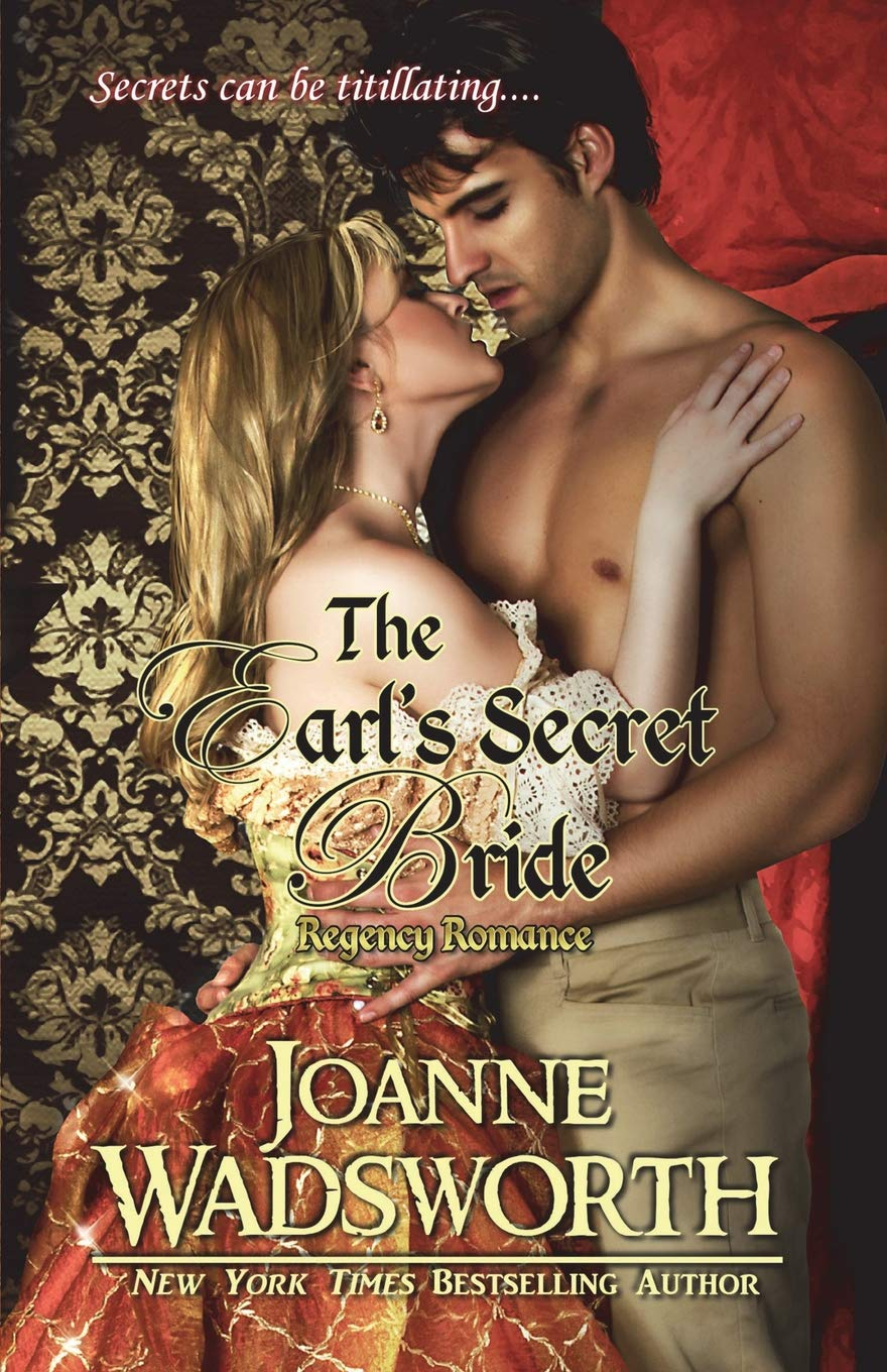 The Earl's Secret Bride: Regency Romance (Regency Brides) PDF