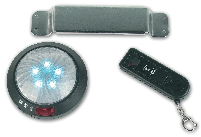 Mannesmann 30655 Infrarot-Fernbedienung Br LED-Lampe inkl