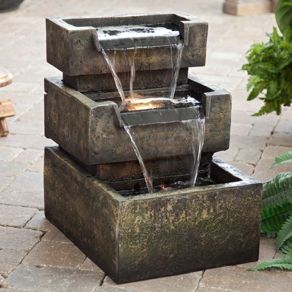 Inverness Indoor/Outdoor Fountain