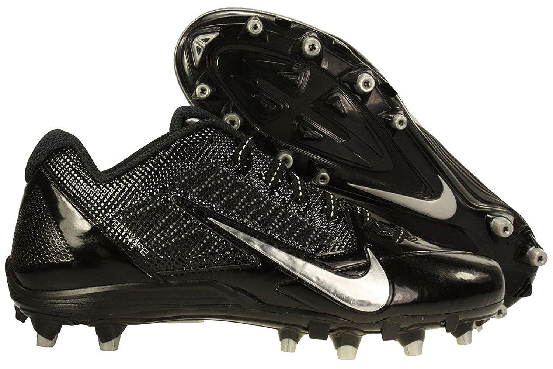 Nike Men's Alpha Pro Mid Football Cleats