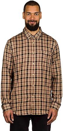 Element - Camisa casual - para hombre marrón De Color Caqui ...