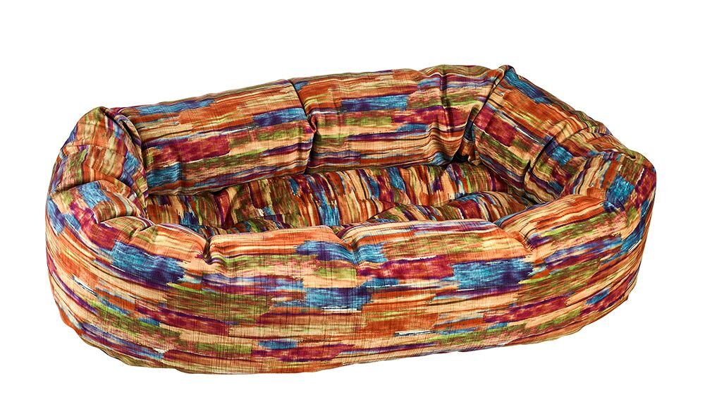 Bowsers Donut Bed, Large, Aura