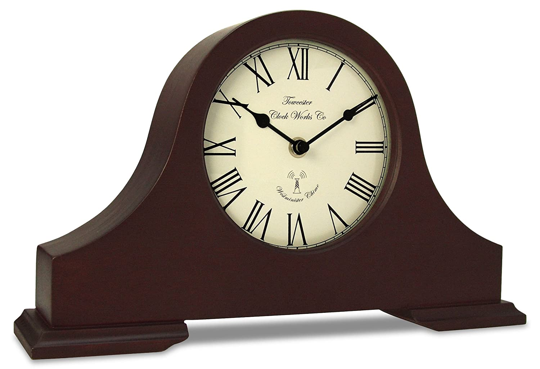 Towcester clock works co orologio da camino dalton ebay for Reloj digital de mesa
