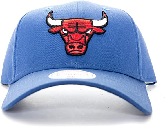 Gorra béisbol Team Logo Low Chicago Bulls Mitchell & Ness-Azul ...