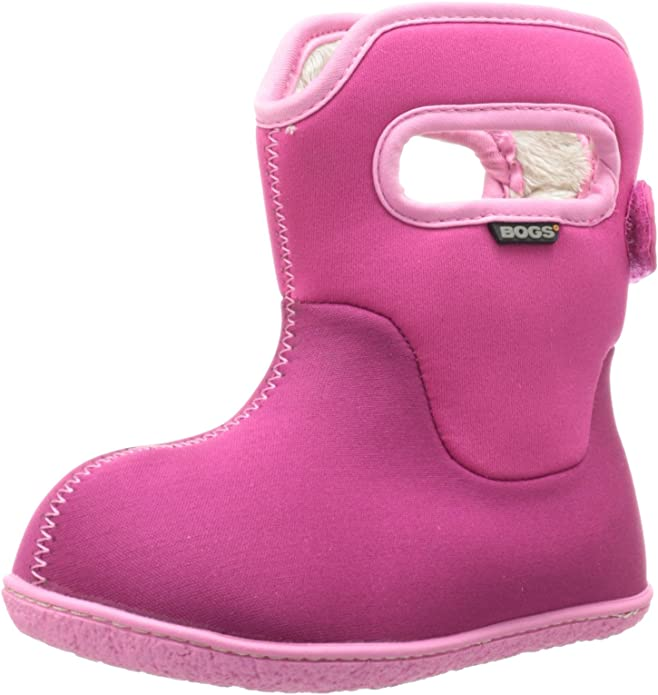 Wide Toddler Snow Boots