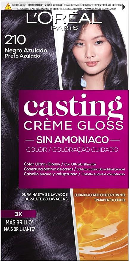 LOreal Paris Casting Crème Gloss, Crema Colorante sin ...