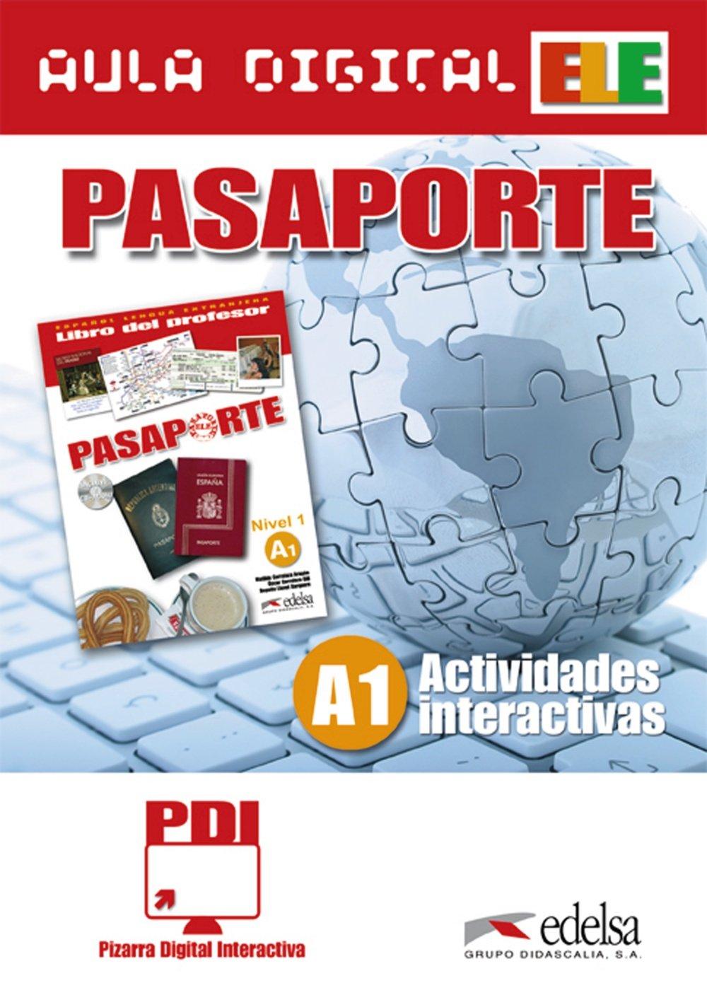 Pasaporte 1 A1 - PDI aula digital - actividades interactivas ...