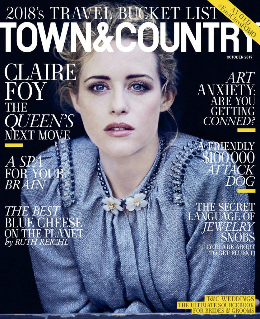 Town Country Amazon Com Magazines