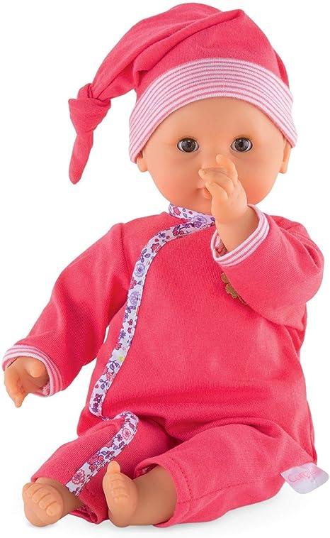 bonnet corolle pour bébé de 30 cm